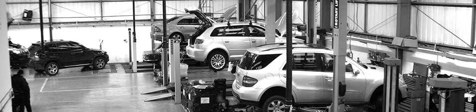 Garage panoramic AM