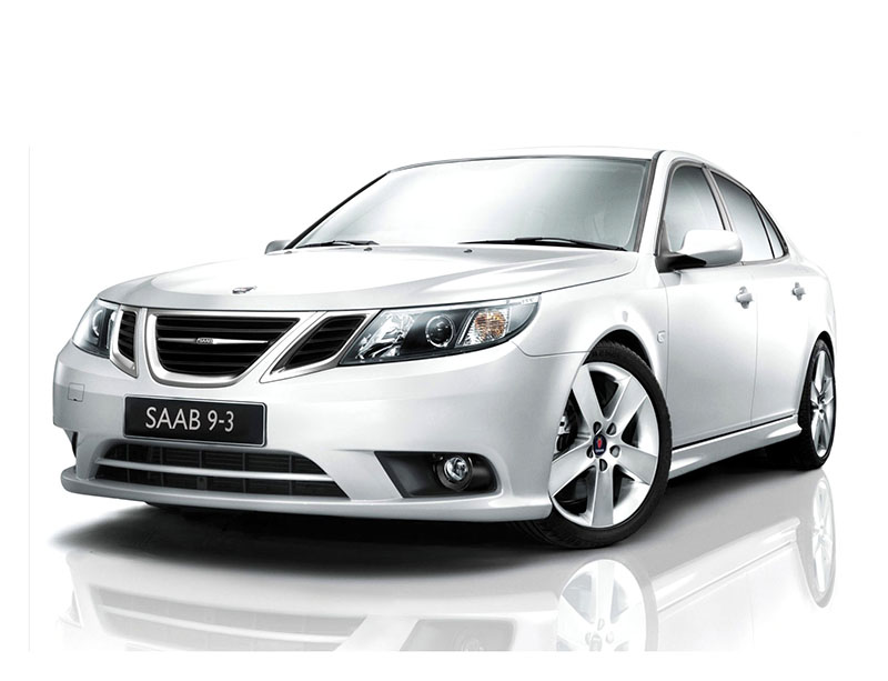 SAAB car Service, Repairs, Bodywork, MOT
